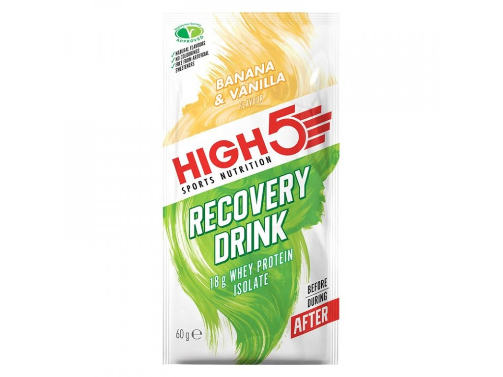 High5 Recovery Drink 60 g