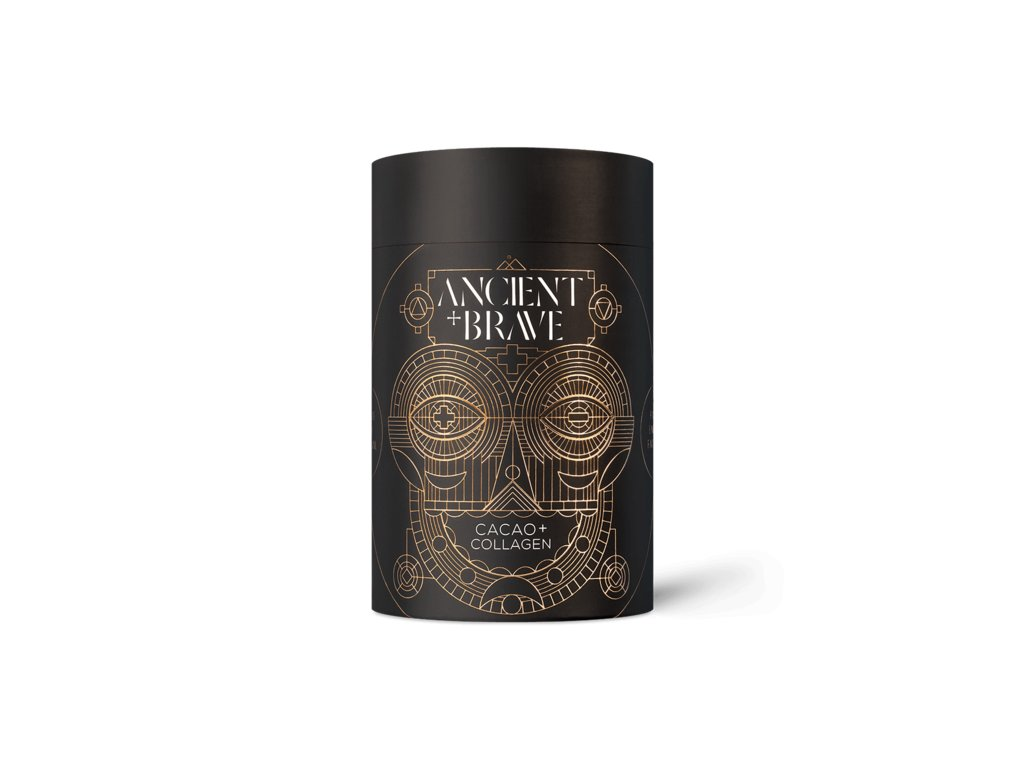 Ancient+Brave Cacao + Grass Fed Collagen 250g