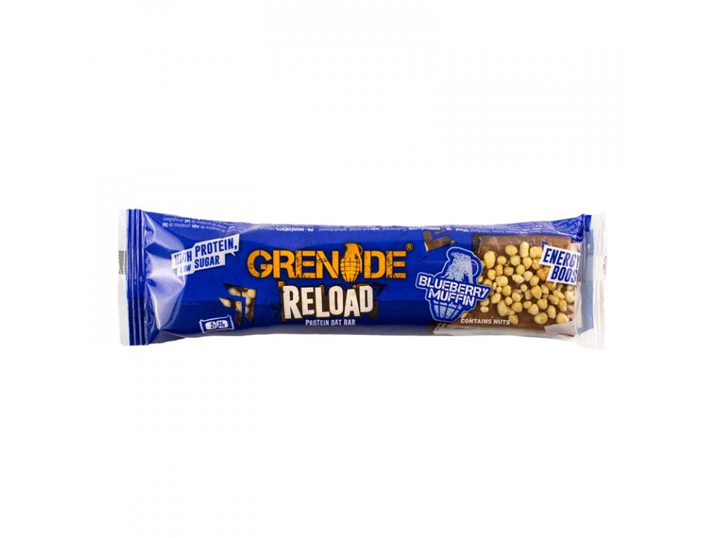 Grenade Reload Protein Bar 2 x 35g