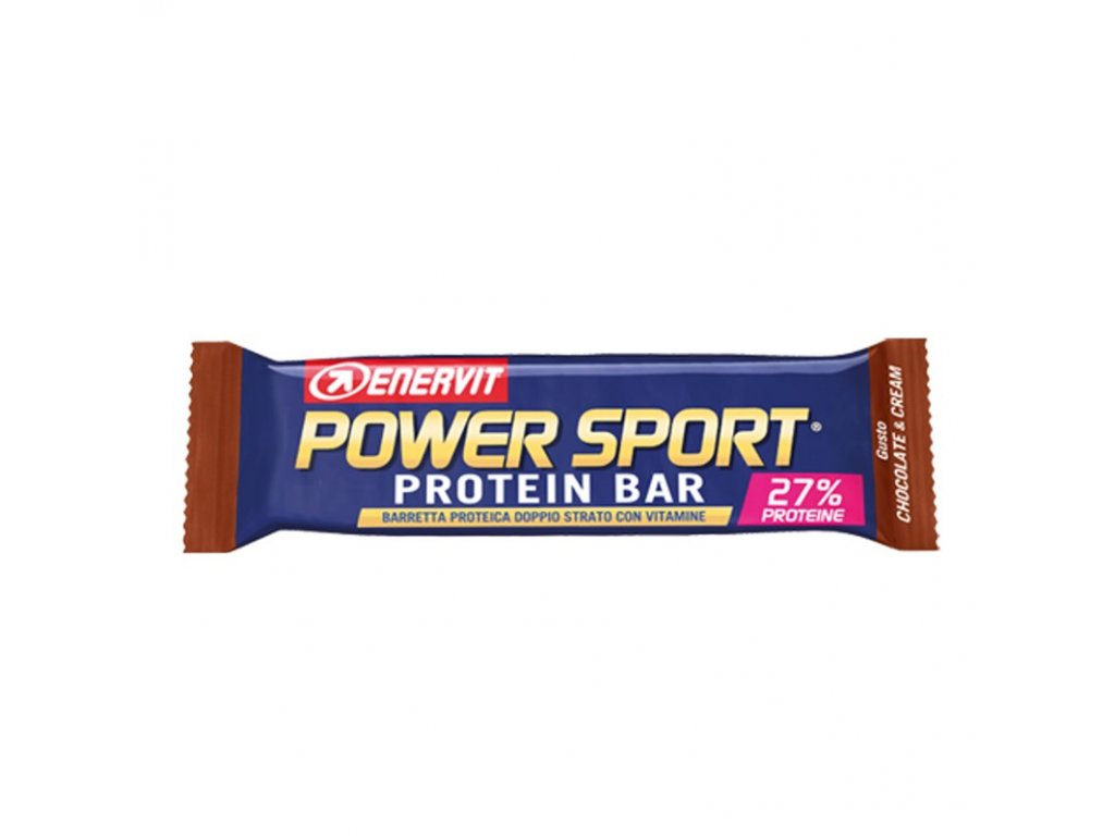 Enervit Protein Bar 27% 45g chocolate cream