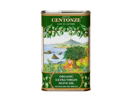 Centonze Extra Virgin Olive Oil 0,5 l BIO