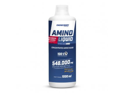 EnergyBody Amino Liquid 1000 ml cherry