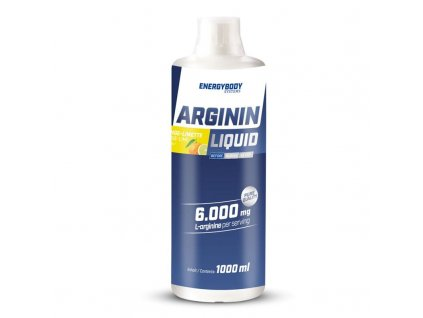 EnergyBody Arginine Liquid 1000 ml