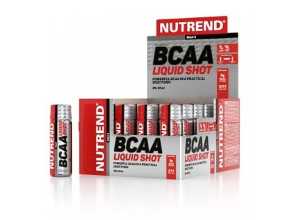 Nutrend BCAA Liquid Shot 20 x 60ml