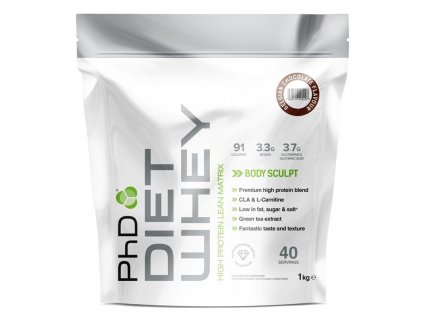 PhD Nutrition Diet Whey 1 kg