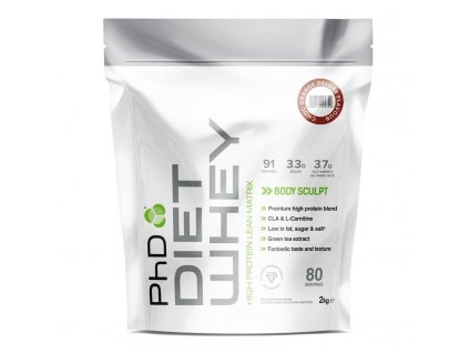 PhD Nutrition Diet Whey 2 kg