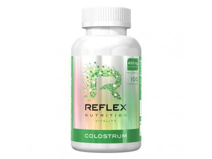 Reflex Nutrition Colostrum 100 kapslí