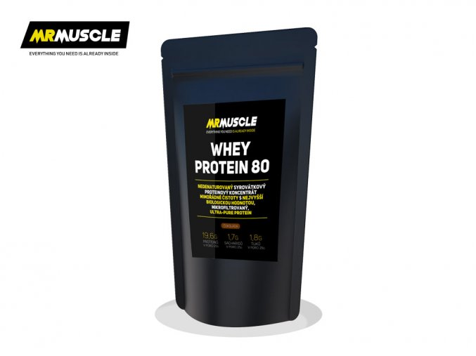 MR MUSCLE WHEY PROTEIN 250G COKOLADA2