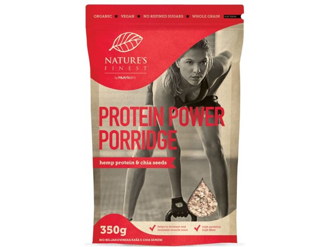 Nutrisslim Protein Power Porridge Bio 350 g