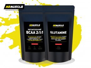 MR MUSCLE BCAA+GLUTAMINE3