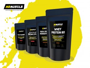 MR MUSCLE PROTEIN+BCAA+GLUTAMIN+KREATIN