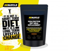 MR MUSCLE HIGH PROTEIN DIET MEAL REPLACEMENT6