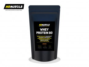 MR MUSCLE WHEY PROTEIN 250G COKOLADA