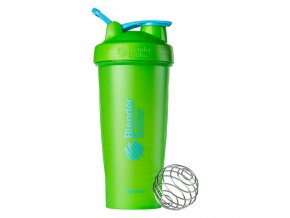 Blender Bottle Šejkr Classic Loop Special Edition 820 ml zelený