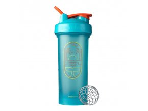 Blender Bottle Šejkr Classic Loop Special Edition 820ml tyrkysový