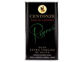 Centonze Riserva Extra Virgin Olive Oil 3 l