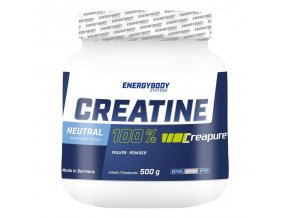EnergyBody Creatine Creapure® 500 g