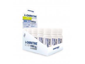 EnergyBody L Carnitine Liquid 3000mg 15x60 ml