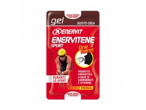Enervit Gel One Hand 2 x 12,5 ml cola