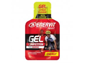 Enervit Gel s kofeinem 25 ml