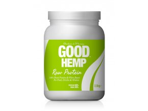 Good Hemp Protein Natural RAW 2,5 kg