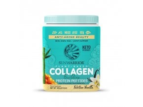 Sunwarrior Collagen Builder 500g vanilka