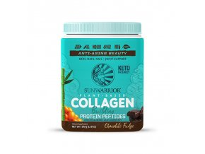 Sunwarrior Collagen Builder 500g čokoláda