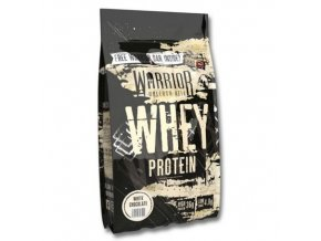 Warrior Whey Protein 1 kg + Creatine Micronised 300 g ZDARMA