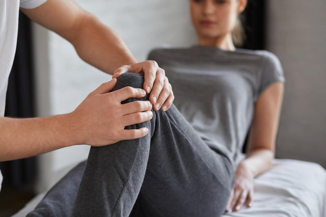 Bolest kolene – nejčastější typy a příčiny