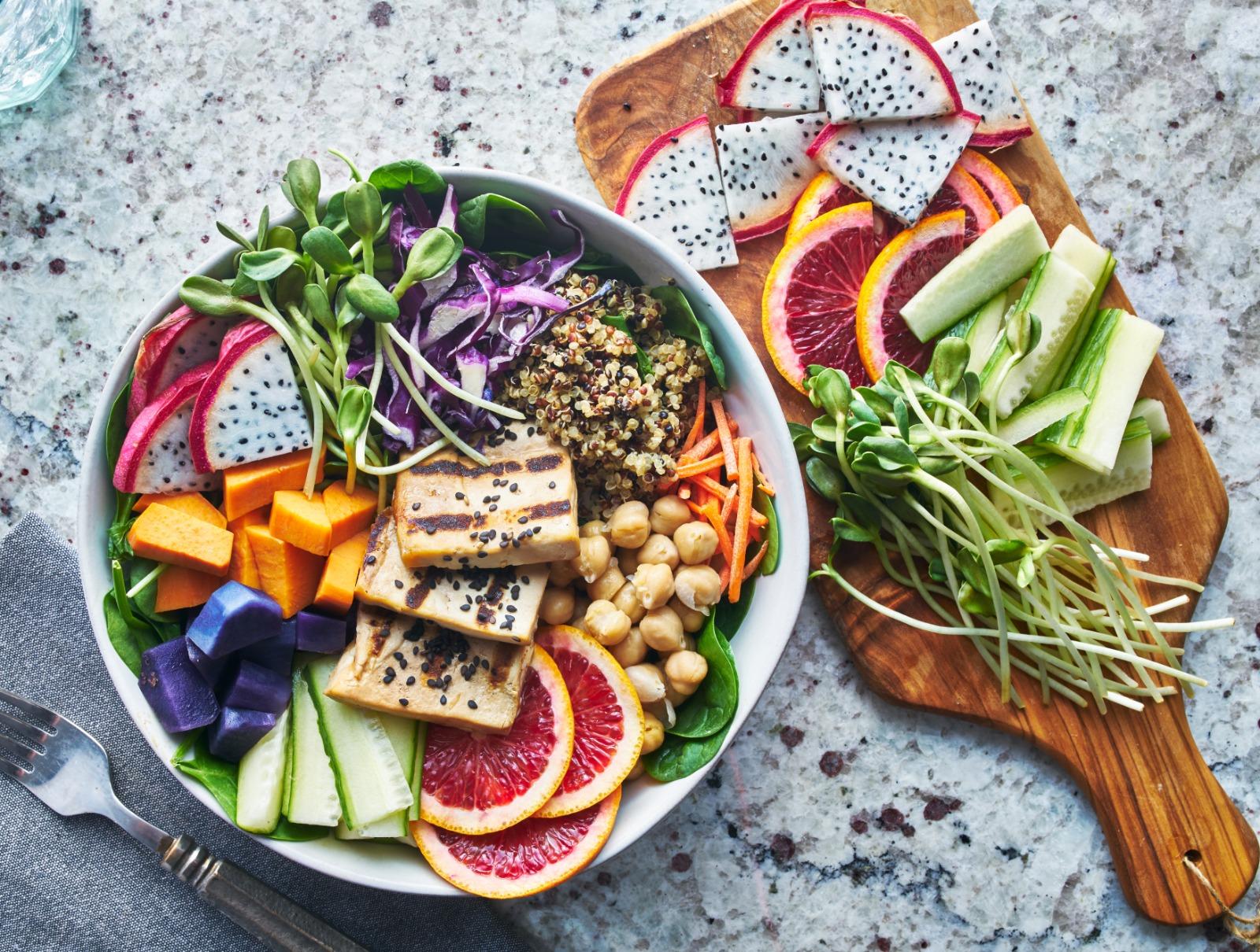 Veganská strava: Jak se vyhnout jejím nedostatkům?