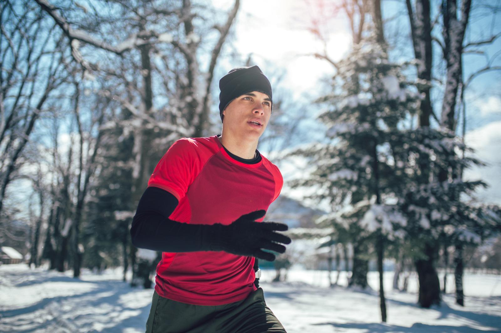 Na co byste neměli zapomenout, když běháte v zimě?
