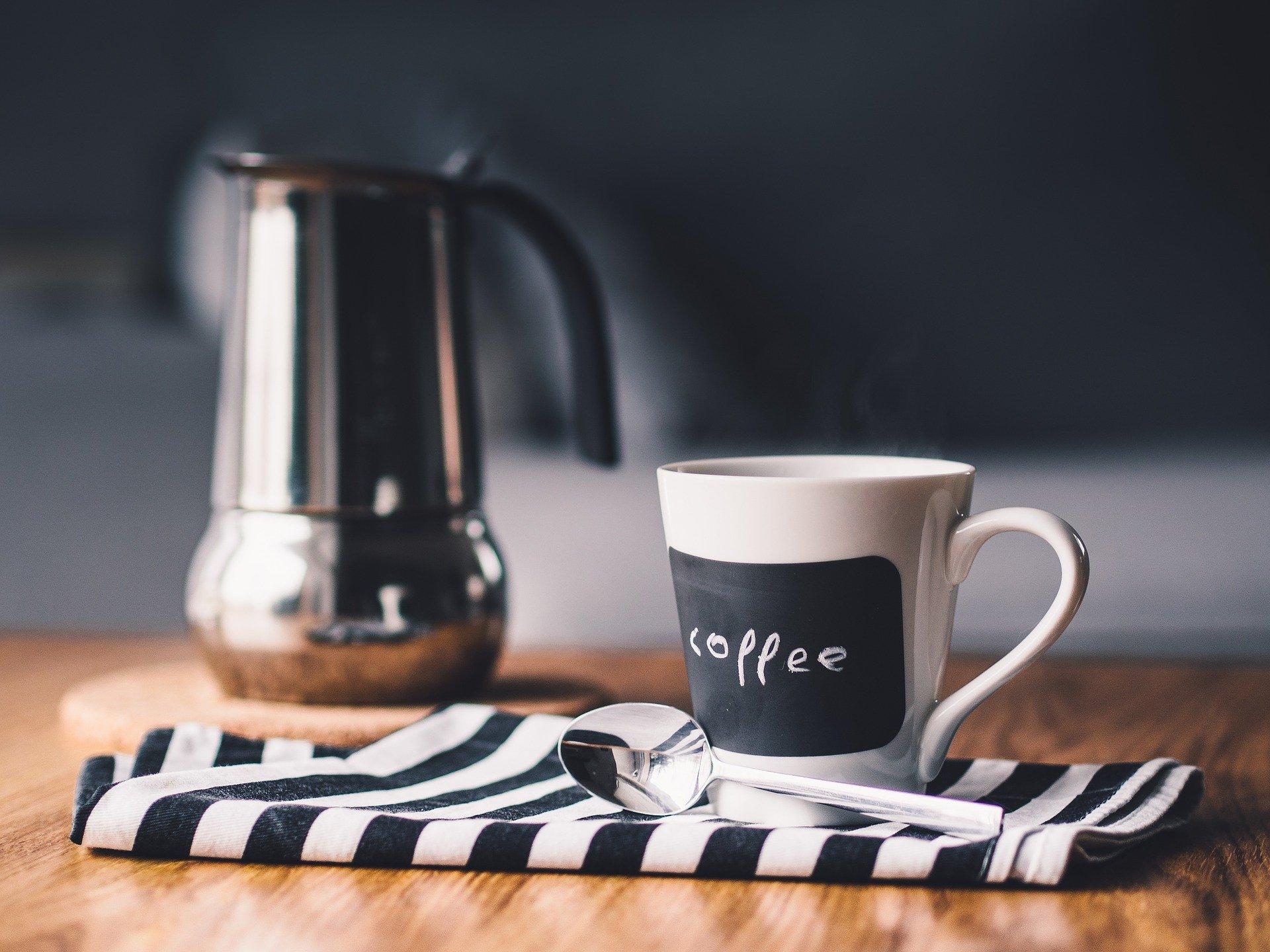 Kontrola hmotnosti s nejzdravější kávou na planetě.