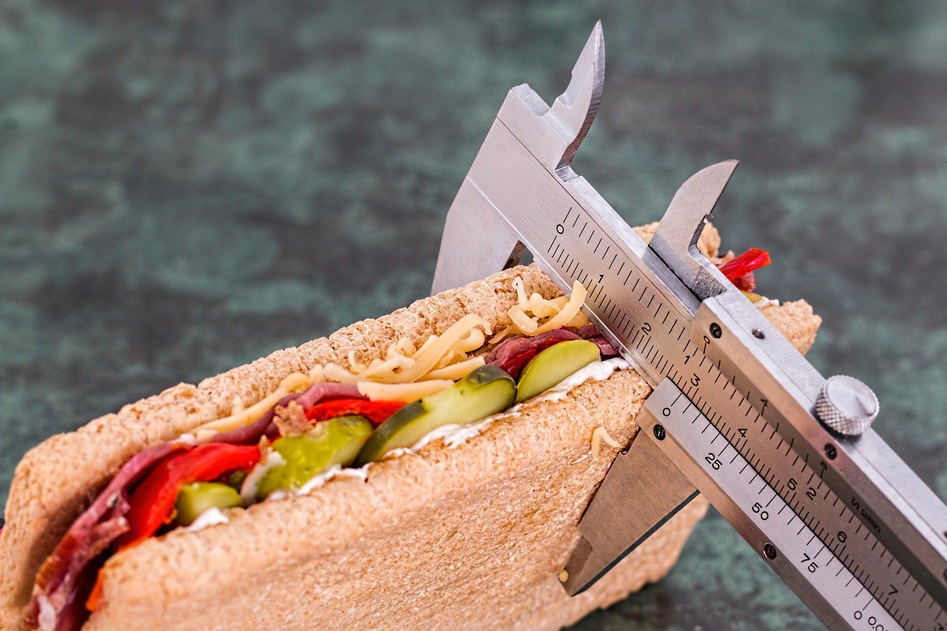 Redukce váhy není snadný úkol.