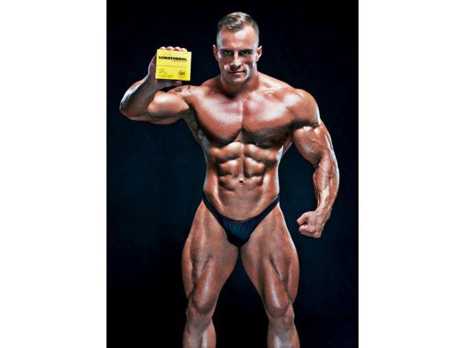 Somatodrol  víc svalové hmoty