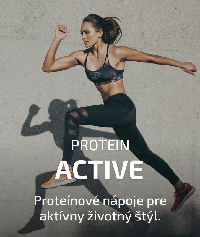 Proteín active