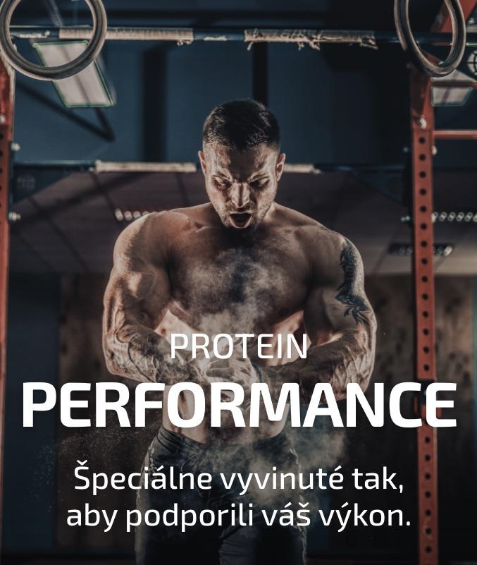 Proteín performance
