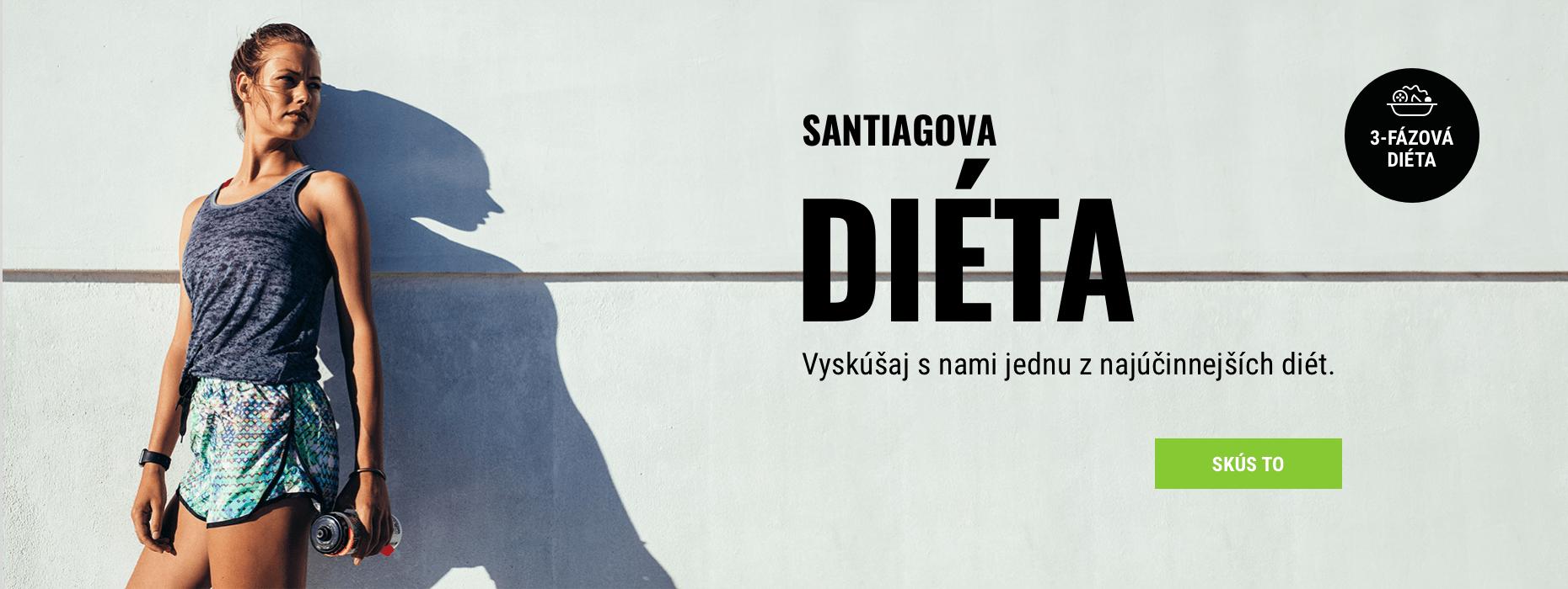 santiagova dieta