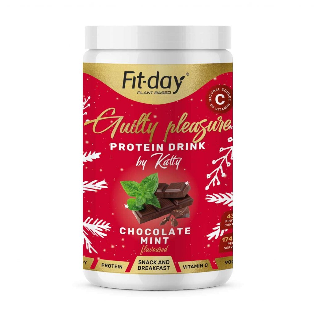 Fit day guilty pleasure edition čoko mint