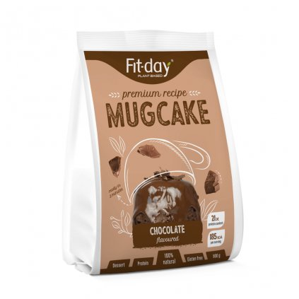 Fit day protein mugcake čoko