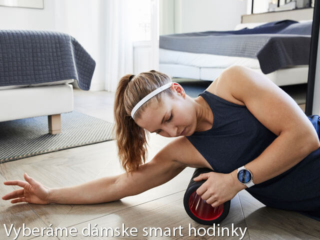 Ako vybrať dámske smart hodinky?