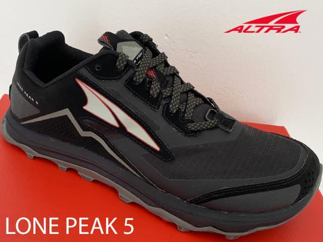 Trailová obuv Altra Lone Peak 5 - detaily, ktoré je dobré vedieť