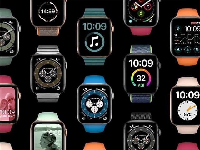 Apple Watch - nové funkcie WatchOS7