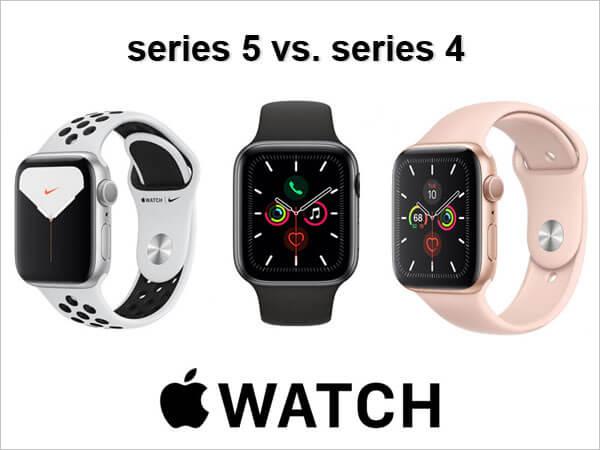 Porovnanie Apple Watch 5 a Apple Watch 4, oplatí sa vymeniť?