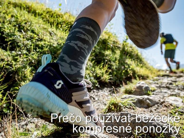 Prečo používať a ako vybrať bežecké kompresné ponožky a kompresné návleky