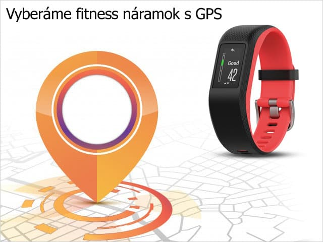 Fitness náramok s GPS - ktorý si vybrať?