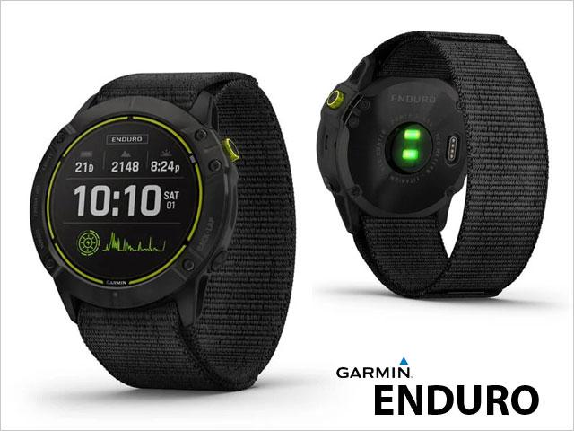 Garmin Enduro - novinka pre trail a ultra running