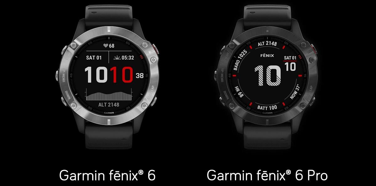 Nový Garmin Fenix 6X, Fenix 6S a Fenix 6 Pro už možno čoskoro