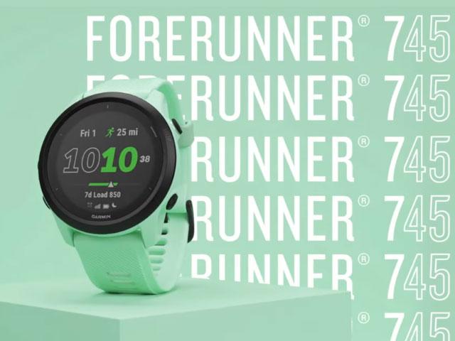 Garmin Forerunner 745 športové hodinky, ktoré nesklamú