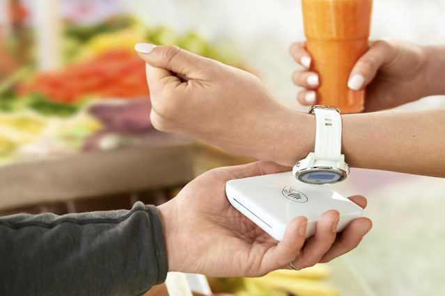 Garmin hodinky s podporou bezkontaktných platieb Garmin Pay