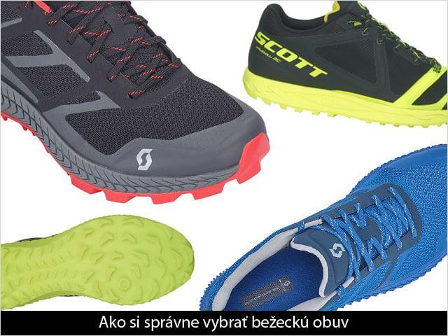 Ako si správne vybrať bežeckú obuv
